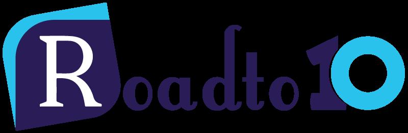 Logo roadto10.org