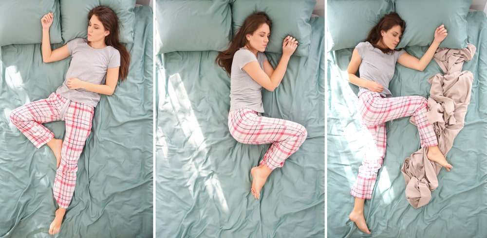 We should also dive a bit more on our sleeping position when choosing a hybrid mattress